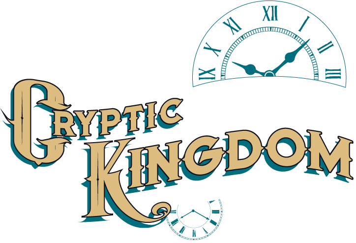 cryptic kingdom logo